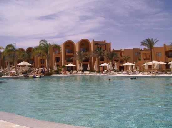 Stella Di Mare Beach Resort & Spa Makadi Bay: бассейны