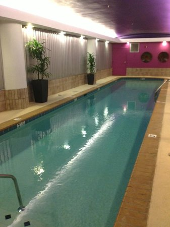 fitness center - picture of madison hotel, memphis - tripadvisor
