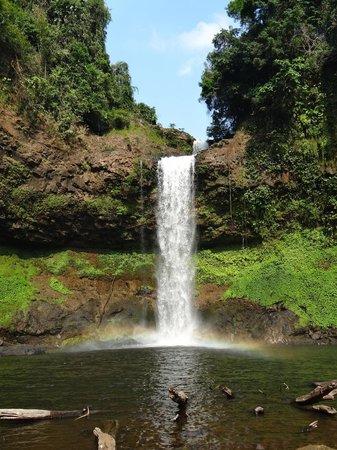 Baan E-Tu Waterfall Resort: own waterfall E-tu and swimming pool 6