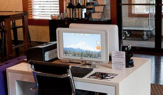 Best Western Mt. Hood Inn: Business Center
