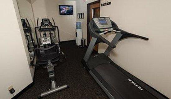 Best Western Mt. Hood Inn: Fitness Center