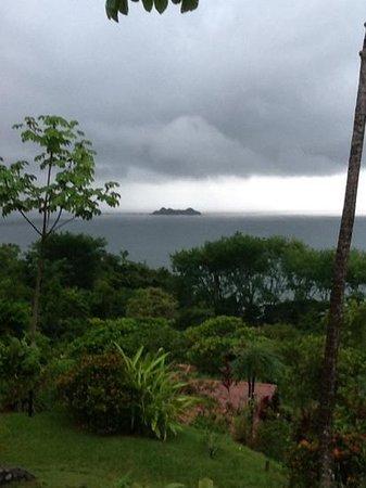 La Cusinga Eco Lodge: ocean view