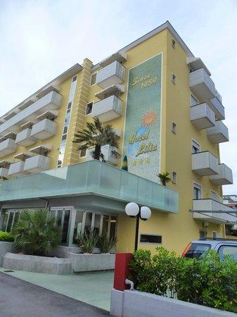 Hotel Lilia: aussenansicht