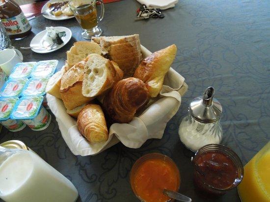 Chez Morel : heerlijke verse broodjes!