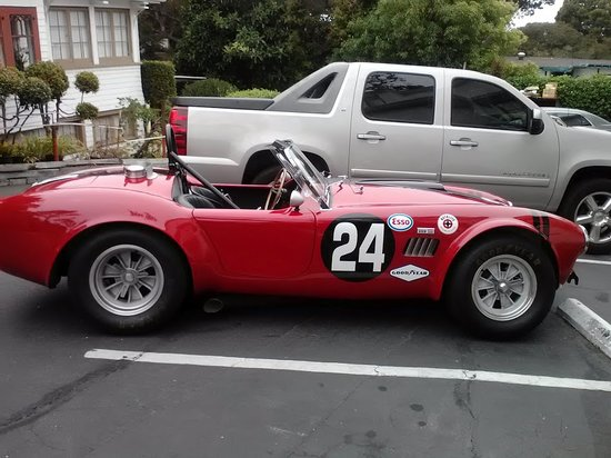 Monte Verde Inn: Fun Cars In August!