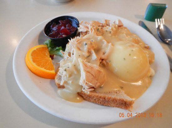 Sunset House : My turkey special