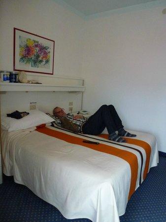 Hotel Lilia: sehr gute betten
