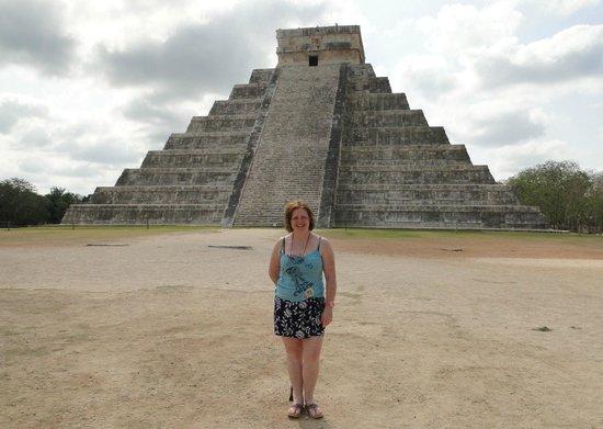 El Dorado Sensimar Riviera Maya: chichen itza