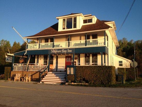 Meldrum Bay Inn Restaurant: Meldrum Bay Inn