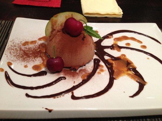 Yoko: Dessert du jour : chocolat coco