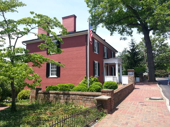 Woodrow Wilson Birthplace: The House