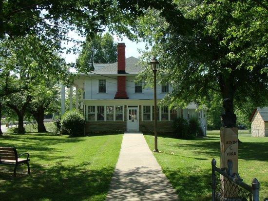 Sgt. Alvin C. York State Historic Park