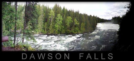 Dawson Falls: .