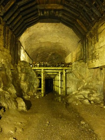 Project Riese: Part of the Underground Tunnels