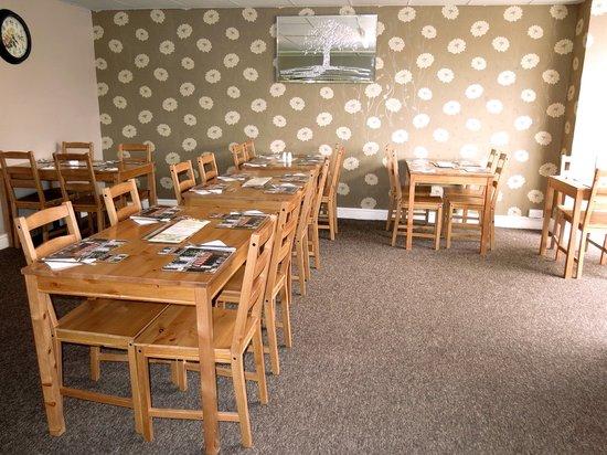 Lemon Top Tea Room: The new refurbishment.