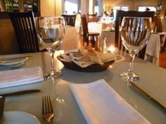 Olive Tree Restaurant : Our table is set for you.