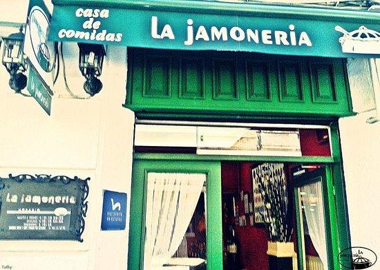 La Jamoneria : Entrada