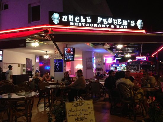 Uncle Fester's Restaurant & Bar: Uncle fester s best of best