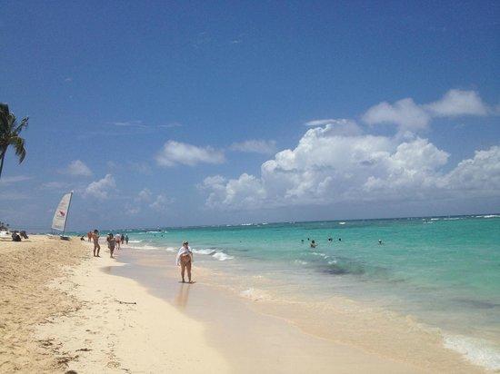 Luxury Bahia Principe Ambar Blue Don Pablo Collection: Ambar beach
