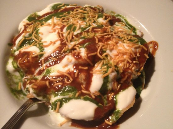 Sachins Restaurant : Papdi chaat