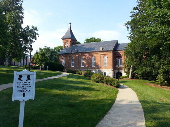Washington and Lee University : Chapel