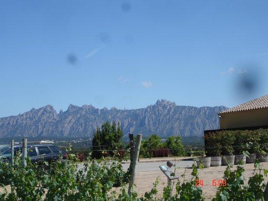 Can Bonastre Wine Resort: Montserrat