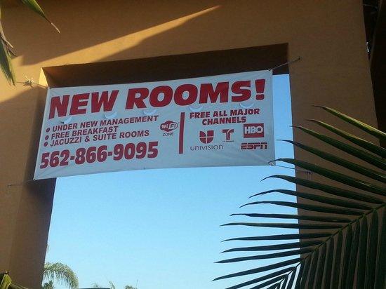 Rodeway Inn & Suites : WELCOME TO BELLFLOWER CENTURY INN & SUITES