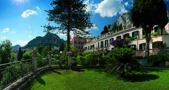 Belmond Grand Hotel Timeo : The Gardens Of The Hotel