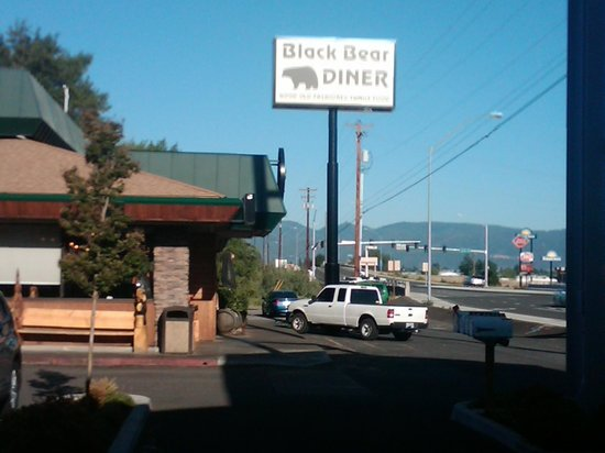 Best Western Horizon Inn: Black Bear Dinner next door