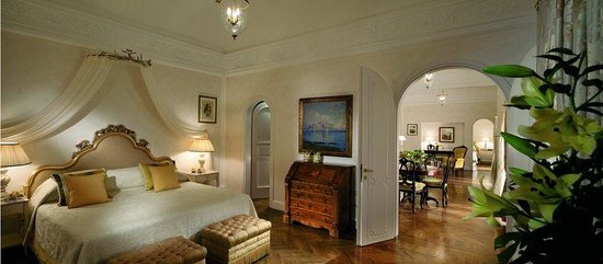 Belmond Grand Hotel Timeo: Presidential Suite