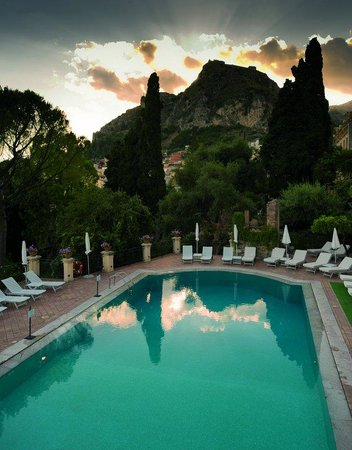Belmond Grand Hotel Timeo: The Swimming Pool
