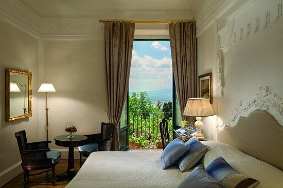 Belmond Grand Hotel Timeo: Double Deluxe