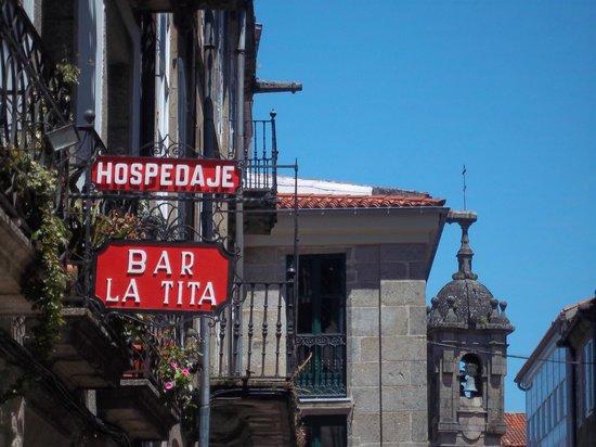 Bar La Tita: nombre simpático
