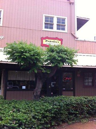 Papoku's Hawaiin Grill