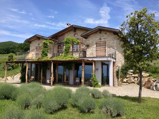 Valdonica Winery & Vineyard Residence : Picture of our Villa