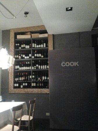 The Cook Green Ristorante Vegetariano: sala  principale