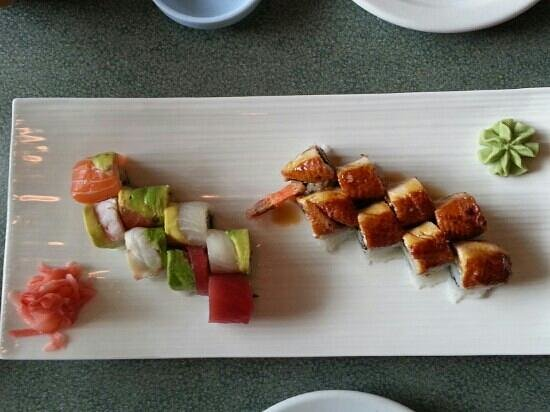 Hello Sushi : This is $25 !