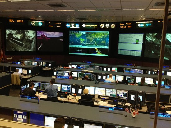 Level 9 Tour: NASA Building 9 - Picture of Space Center ...