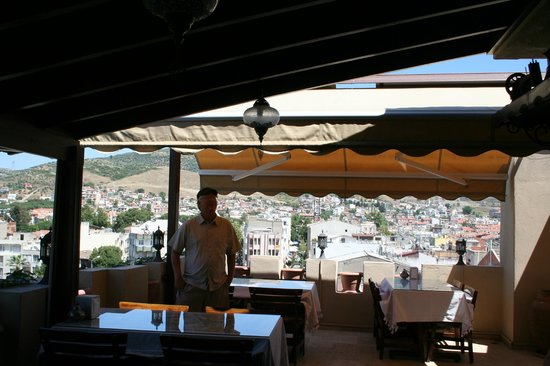 Hotel Bella: rooftop