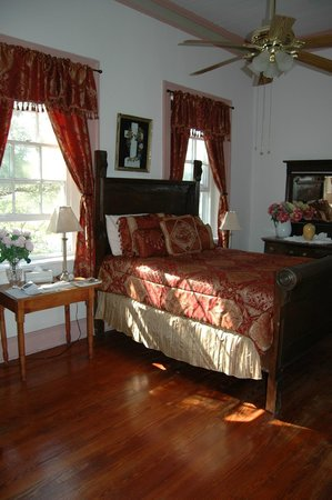 Old Castillo Bed & Breakfast: Chambre de Petite Paris