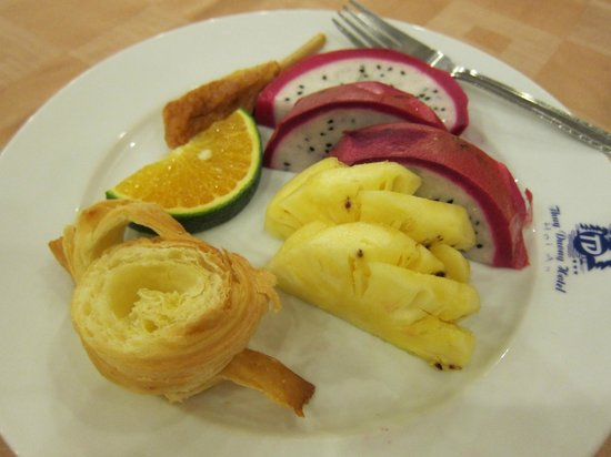 Thuy Duong 3 Hotel: breakfast