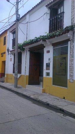 Hotel Casa Los Puntales: Vista Exterior del Hotel