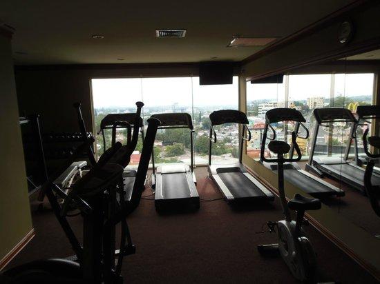 Clarion Suites Las Palmas.: The Gym