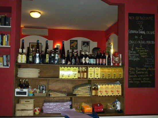 Pizzeria Capri : Interni