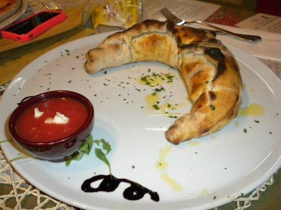 Pizzeria Capri : Luna Calante