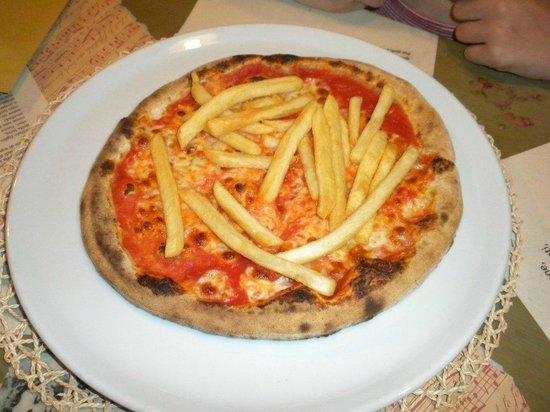 Pizzeria Capri : La Patatona