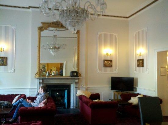 Hotel St. George : lounge