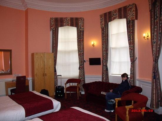 Hotel St. George : room 101