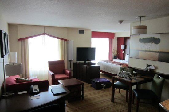 Residence Inn Portland Airport at Cascade Station照片