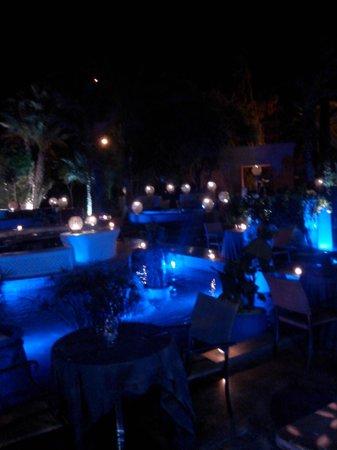 So Lounge Marrakech: L'extérieur